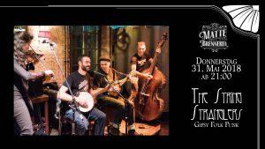 The String Stranglers live @ Matte Brennerei | Bern | Bern | Schweiz