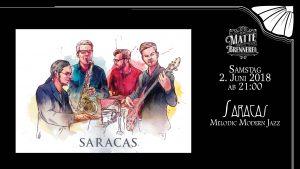Saracas live @ Matte Brennerei | Bern | Bern | Schweiz
