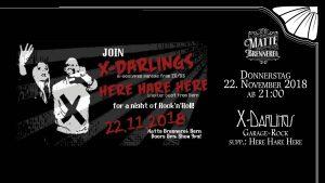 X-Darlings @ Matte Brennerei   Bern   Bern   Schweiz