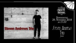 Steven Andrews Trio @ Matte Brennerei   Bern   Bern   Schweiz