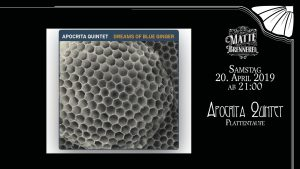 Apocrita Quintet - Plattentaufe @ Matte Brennerei
